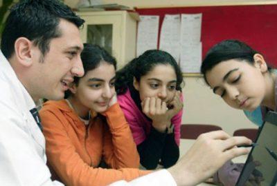 Bursa`daki okullarda e-sınav dönemi