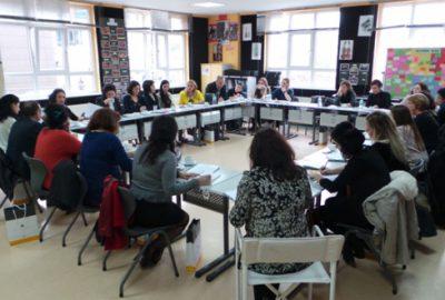 IB Türk okulları Çakır`da buluştu