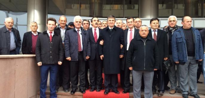 Bursa, CHPden Ankara'ya çıkarma