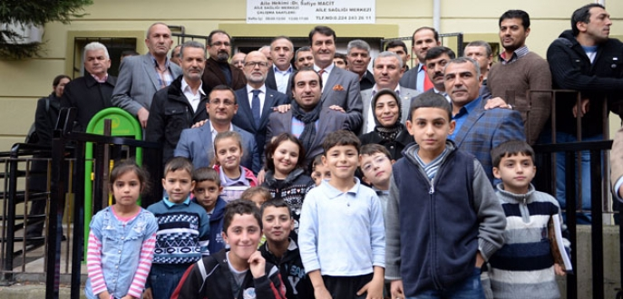 Osmangazi'den sağlığa destek