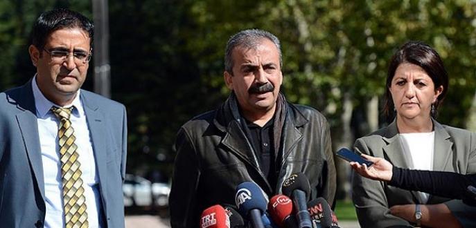 Kandil'e giden HDP Heyeti'nden açıklama