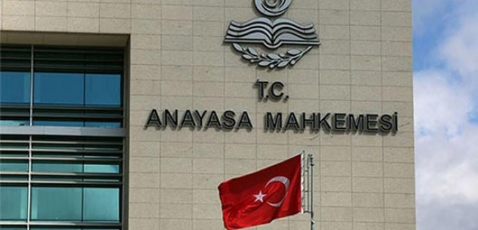 AYM yayın yasağı başvurusunu reddetti