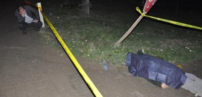 Kamyonetin çarptığı bisikletli hayatını kaybetti