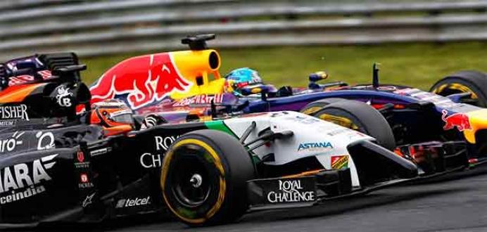 McLaren-Honda'nın pilotları belli oldu