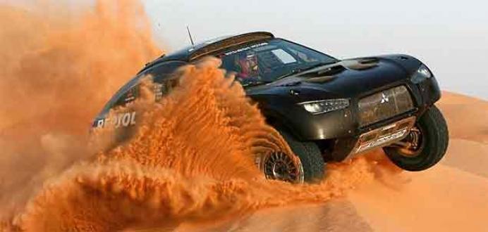 2015 Dakar Rallisi'ne doğru