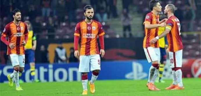 'Devler Ligi'nin en kötüsü Galatasaray