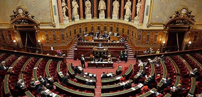 Fransa senatosu Filistin'i tanıdı