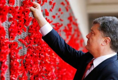 Ukrayna'da sevindiren haber
