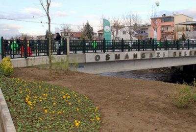 Panayır'a yeni köprü