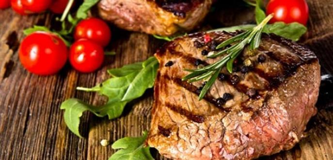 Kişi başı et tüketimi 38 kilogram