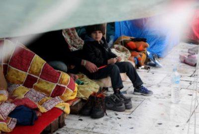 Suriyeliler'e siyasi mülteci statüsü