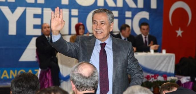 Arınç'tan Bursa'da önemli açıklamalar