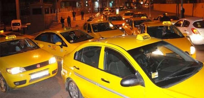 17 Aralık'ta taksiler bedava!
