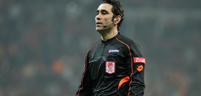 Karagümrük-Bursaspor maçının hakemi belli oldu!