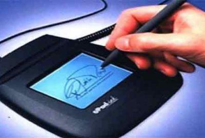 Elektronik imza kullanıcı sayısı 1.5 milyonu geçti