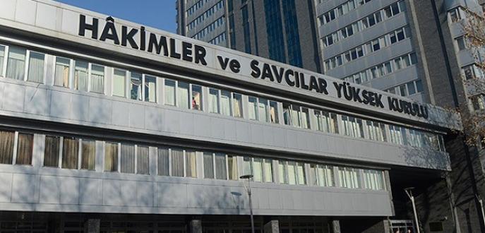 HSYK, Yargıtay ve Danıştay üyelerini seçti