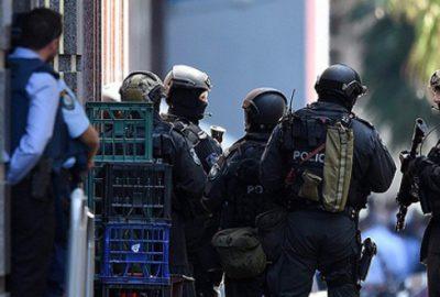 Avustralya'da rehine krizi operasyonla bitti