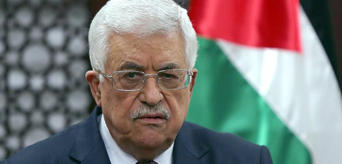 Abbas BM'ye başvuruyor