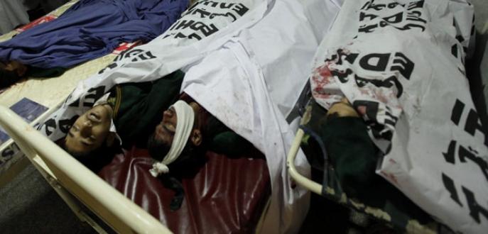 Pakistan'da kanlı baskın