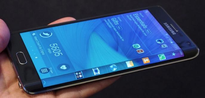 Samsung Galaxy Note Edge Türkiye'de