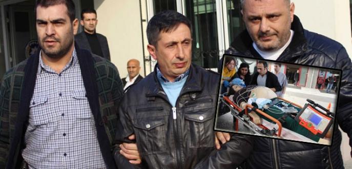 Bursa'da dehşet: 1 ölü, 1 yaralı