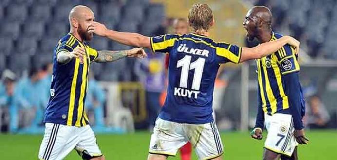Fenerbahçe 'yaşlılar' listesinde