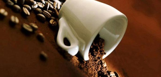 Kahve konteynrında kokain