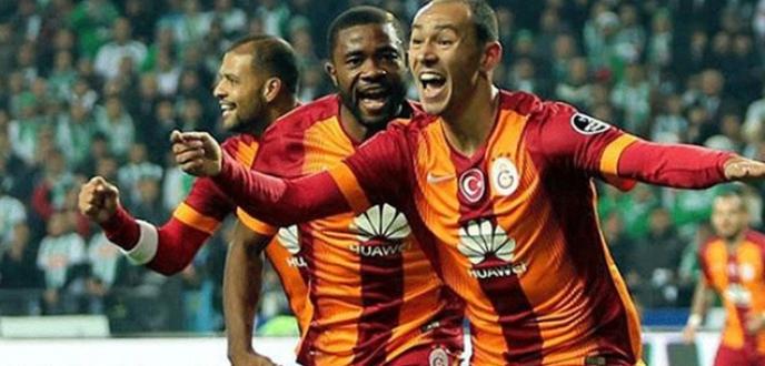 Galatasaray sahasında galip