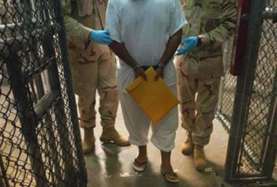Guantanamo'daki 4 mahkum iade edildi