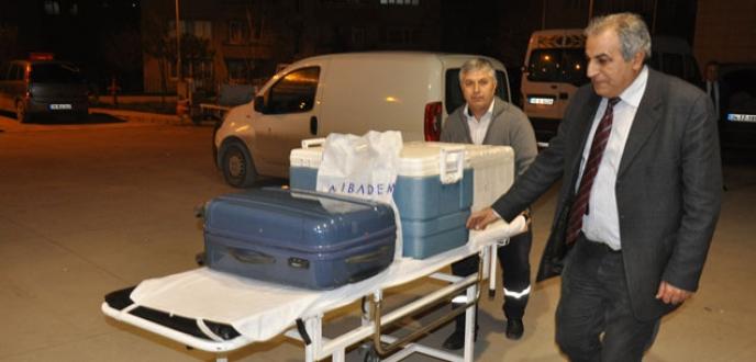 Bursa'da organ bağışı bir hastaya umut oldu