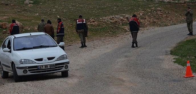Mardin'de askeri araca saldırı