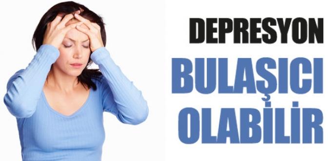 Dikkat! Depresyon bulaşıcı olabilir