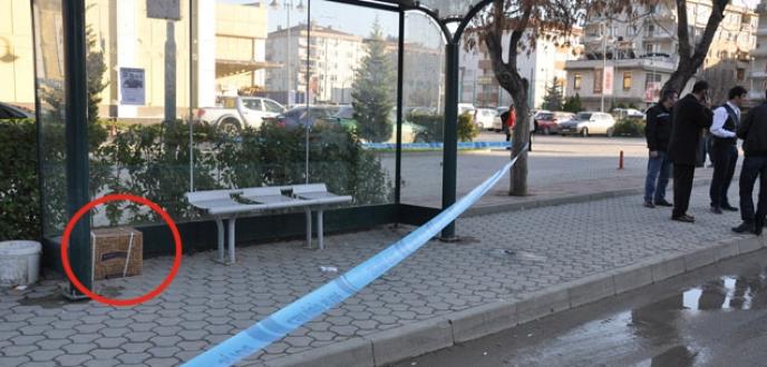 Bursa'da şüpheli paket alarmı