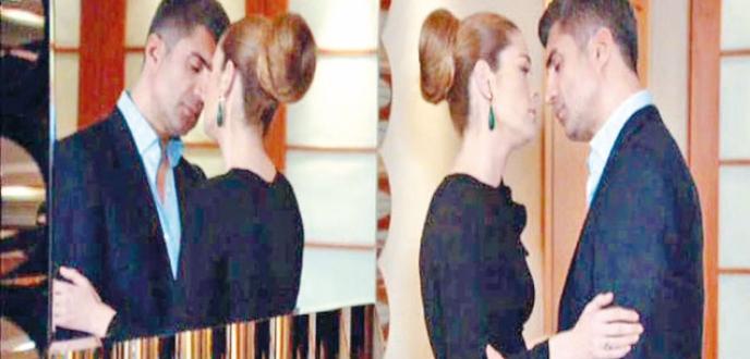 'Özcan'ı öpmemi kıskananlar var'