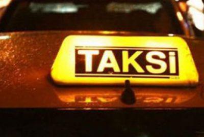 Taksi plakası 1 milyon lira