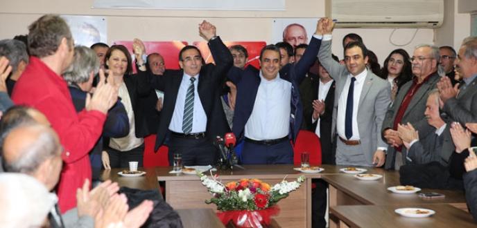 CHP Osmangazi'de Çohan görevi devraldı