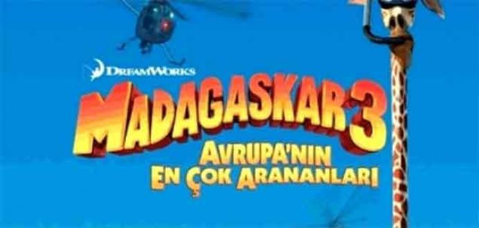 'Madagascar Live' ilk kez Türkiye'ye geliyor