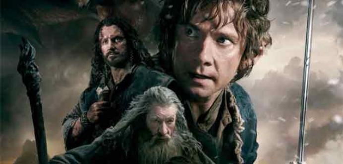 Hobbit rekor kırdı!