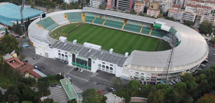 Büyükşehir Meclisi'nde stadyum tartışması