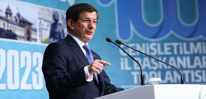 Davutoğlu'ndan belediyelere müjde!