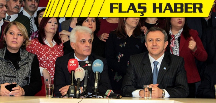 CHP Bursa'da flaş istifa