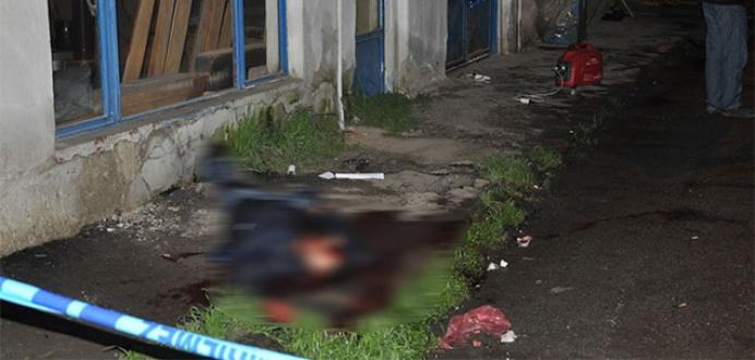 Bursa'da kan donduran cinayet!