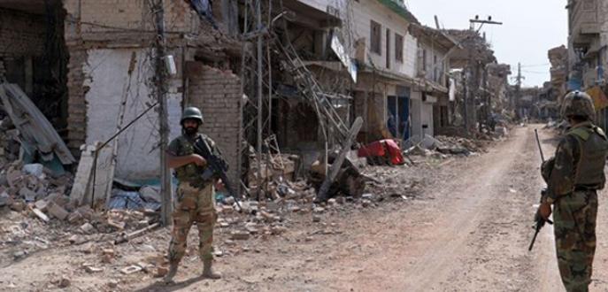 Taliban operasyonu: 60 ölü