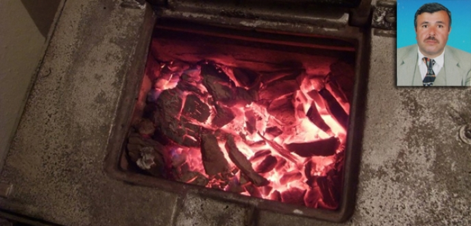 Yaşlı çifti sobadan sızan karbonmonoksit gazı ayırdı