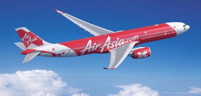 AirAsia uçağı havada kayboldu