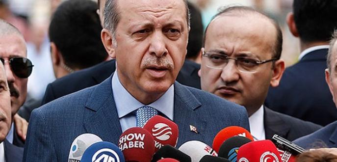 'Bakanlar Kurulu'na 19 Ocak'ta başkanlık edeceğim'