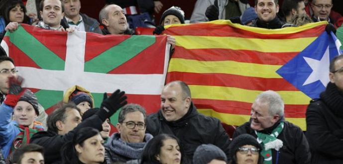 İspanya'da bağımsızlık maçı