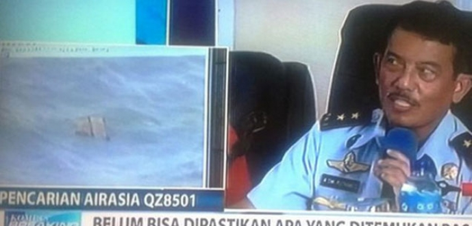 Kayıp AirAsia uçağıyla ilgili flaş gelişme