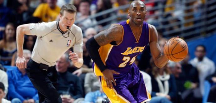 Kobe'den 21.'triple double'