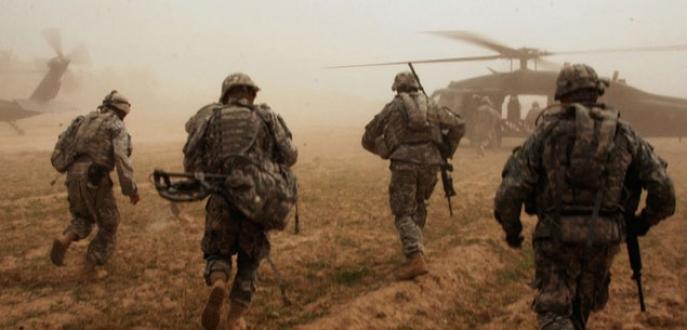 'ABD operasyonunu IŞİD püskürttü'